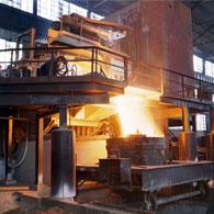 فولاد و ذوب فلزات
